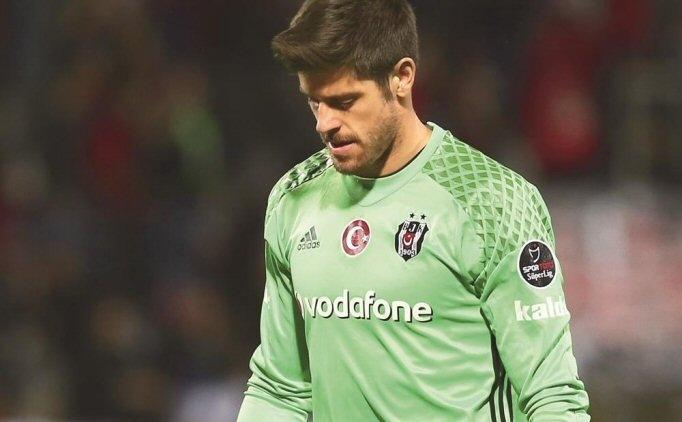 Beşiktaş'ta Fabri'ye uyarı