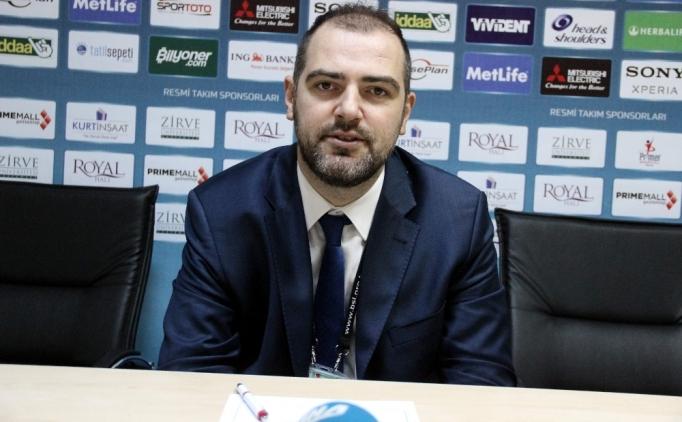 Stefanos Dedas: 'Gerçek gücümüze kavuşuyoruz'