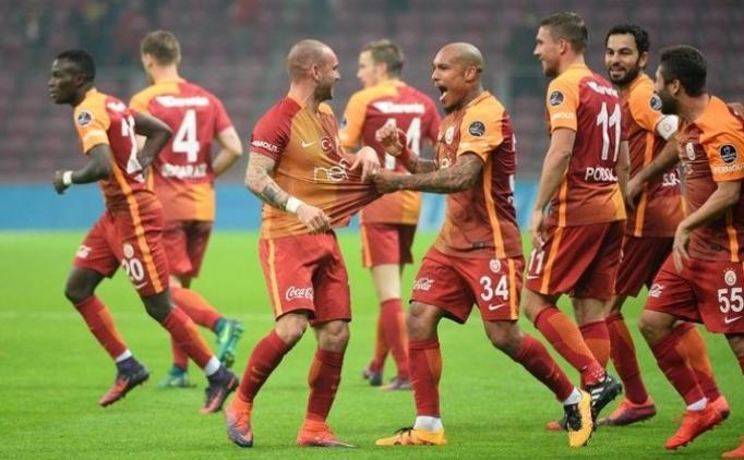 Galatasaray, kupada zafer peşinde
