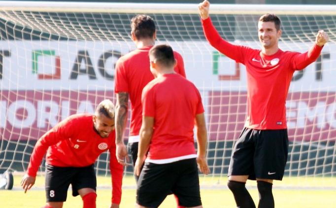 Antalyaspor, lidere hazırlanıyor
