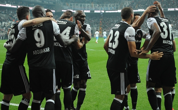 Beşiktaş, kupanın ilk haftasında galibiyet arıyor!