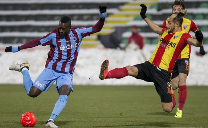 Trabzonspor'a Kızılcabölükspor sürprizi