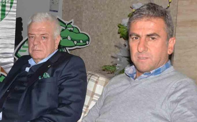 Hamza Hamzaoğlu: 'Taraftarı mutsuz etmeye gelmedim'
