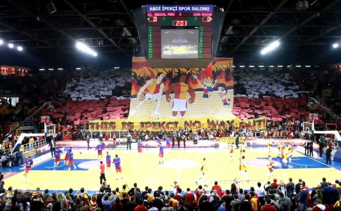 Spor haberleri : Galatasaray - CSKA Moskova Euroleague maçı bugün saat kaçta?