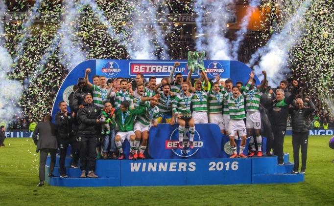 Celtic, 100. kupasını kazandı!