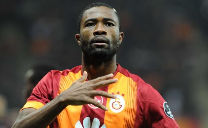 Chedjou'dan Galatasaray'a transfer resti: 'Paramı almadan gitmem'