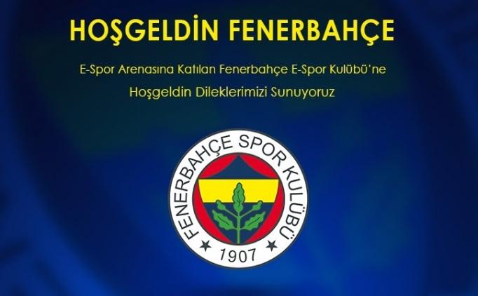 Fenerbahçe'den E-Spor hamlesi!