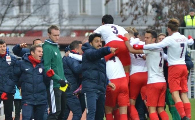 Altınordu Gençlik Ligi'nde play-off'a yükseldi