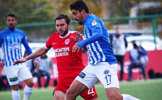 Sancaktepe Belediyespor, oyundan memnun