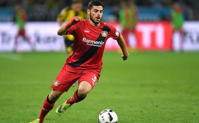 Bayer Leverkusen'de sakatlık şoku!