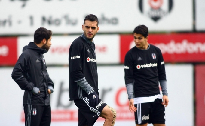 Beşiktaş'ta Rhodolfo sevinci