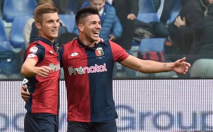 Diego Simeone'nin oğlu Juventus'u yıktı