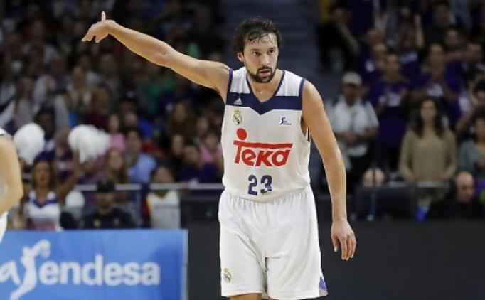 Euroleague'de ayın MVP'si Sergio Llull