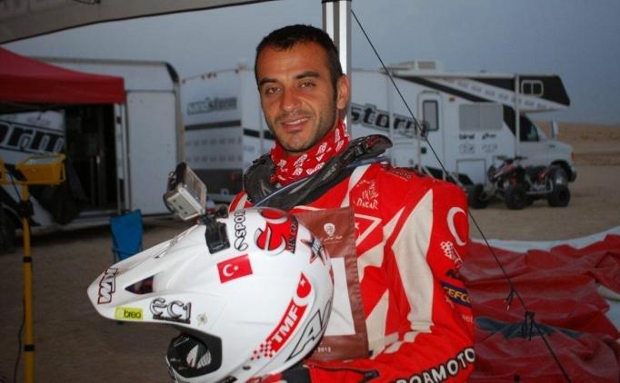 Türkiye'de Motokros'un şampiyonu Şakir Şenkalaycı