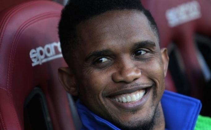 Trabzonspor, Samuel Eto'o'yu transfer etmek için harekete geçti