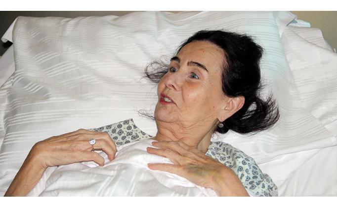 Fatma Girik'ten bir kötü haber daha