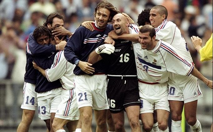 Thierry Henry, en başarılı Fransız oyunculardan biridir