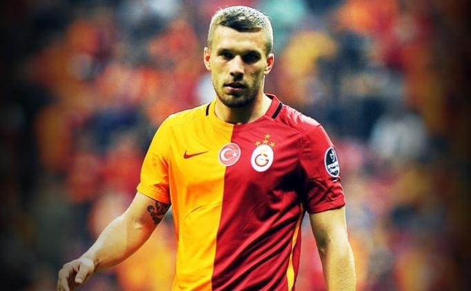 Lukas Podolski / Galatasaray