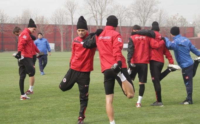 Gençlerbirliği, hız kesmeden Fenerbahçe'ye hazırlanıyor