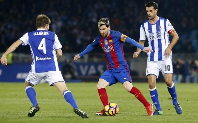 Barcelona, El Clasico öncesi kan kaybetti!