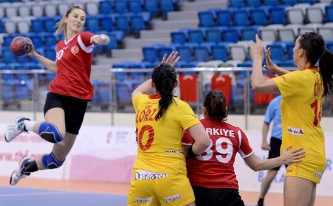 Hentbolda 2017 Kadınlar Dünya Şampiyonası Elemeleri başlıyor