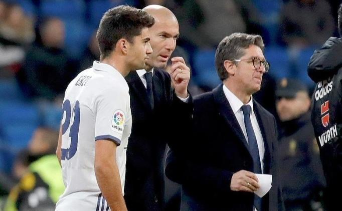Real Madrid gençleriyle 6 gol attı