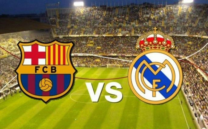 El Clasico Barcelona Real Madrid saat kaçta ne zaman hangi gün