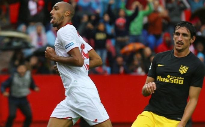 Sevilla 1 Atletico madrid 0 Maç Özeti Ve Golü 23 Ekim