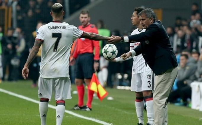 Quaresma: 'Beşiktaş'ı asla bırakmam'