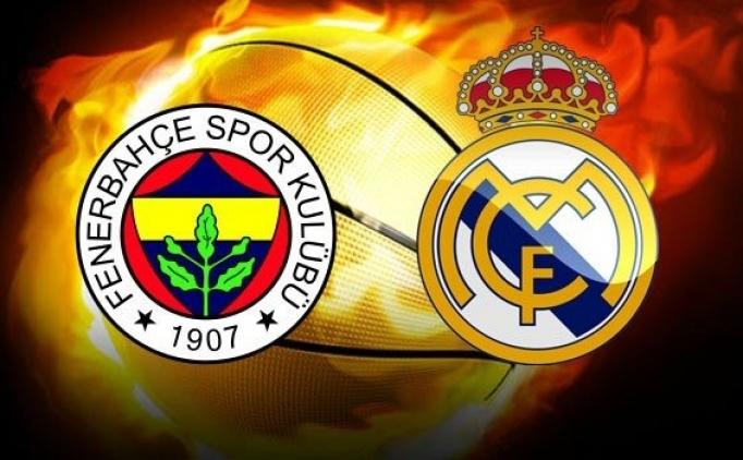 Lig TV'de Fenerbahçe Real Madrid canlı şifresiz izle
