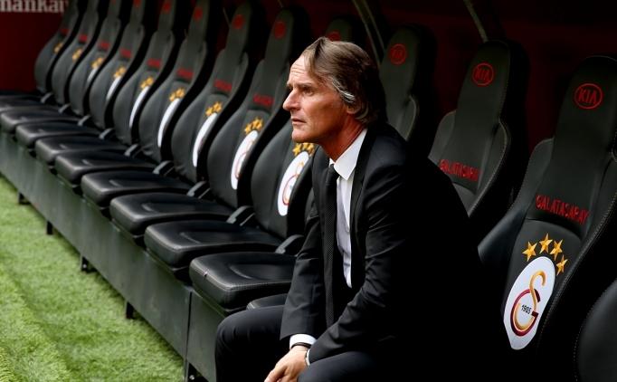 Galatasaray Teknik Direkt�r� Jan Olde Riekerink