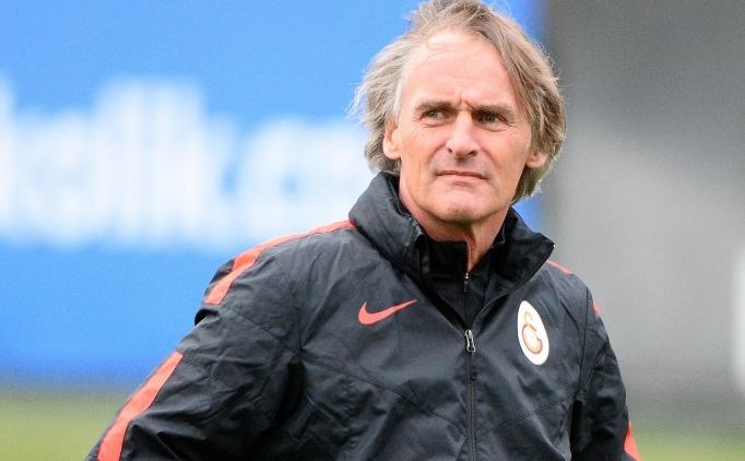 Galatasaray Teknik Direkt�r� Jan Olde Riekerink