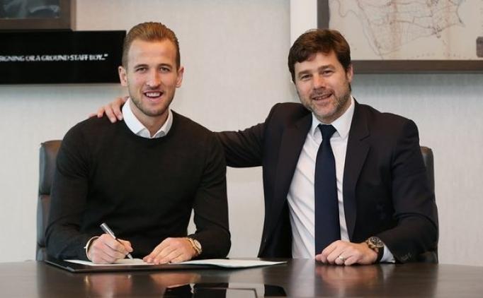 Harry Kane, Tottenham'da kaldı!