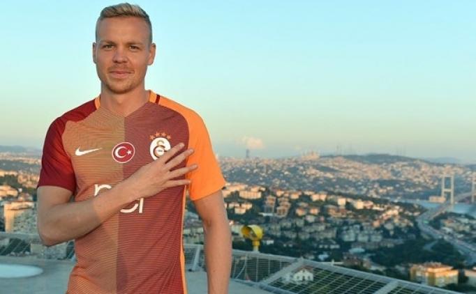 Galatasaray'ın Sigthorsson'u göndermeme sebebi!