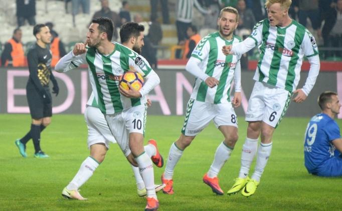 ''Atiker Konyaspor sıra dışı bir takım olacak''