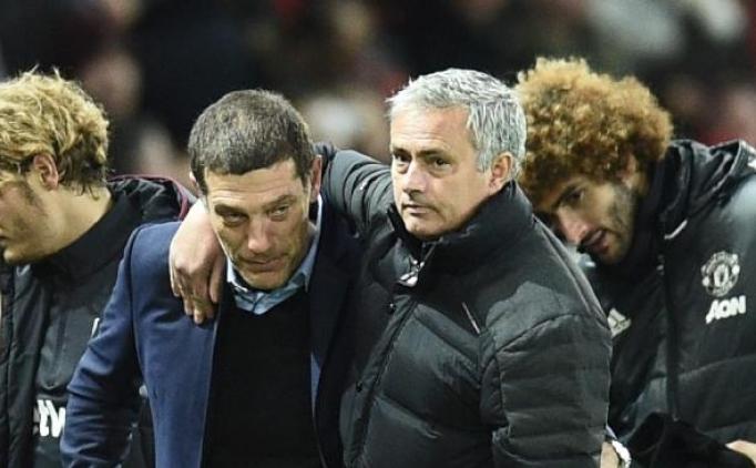 Bilic: ''Mourinho şişeye güzel vurdu''