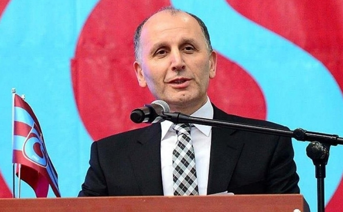Trabzonspor Ba�kan� Muharrem Usta