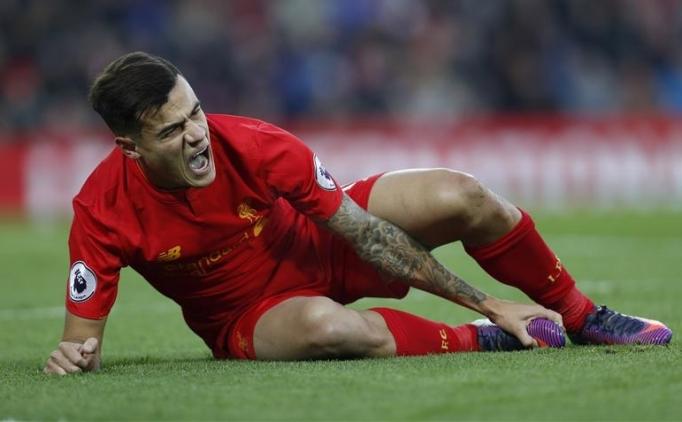 Liverpool'da Coutinho şoku!