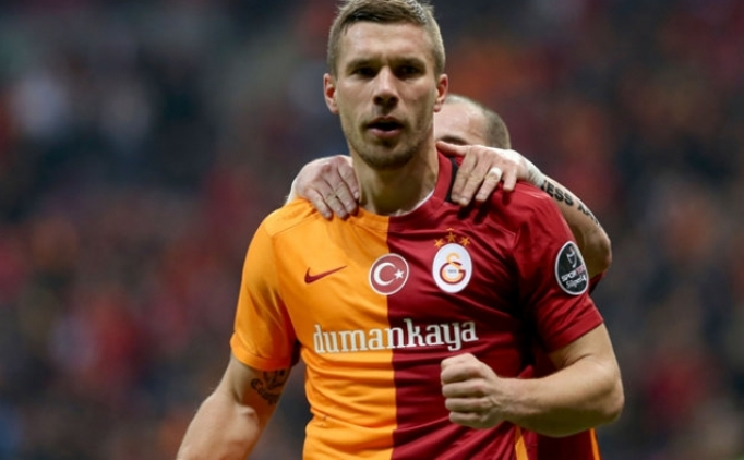 G.Saray'da Podolski transferinde Burak korkusu