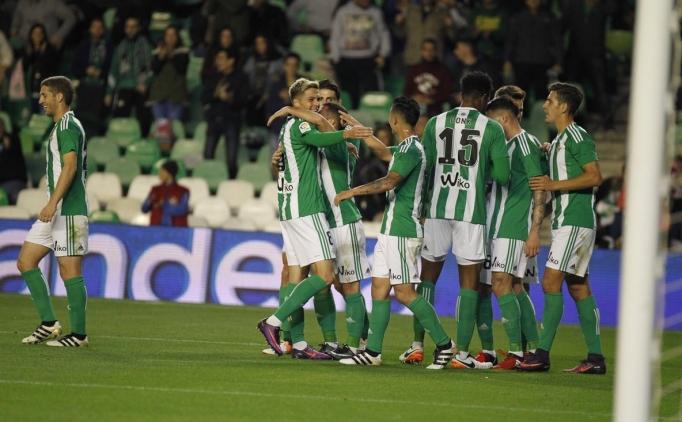 Emre'siz Deportivo tek golle yenildi!