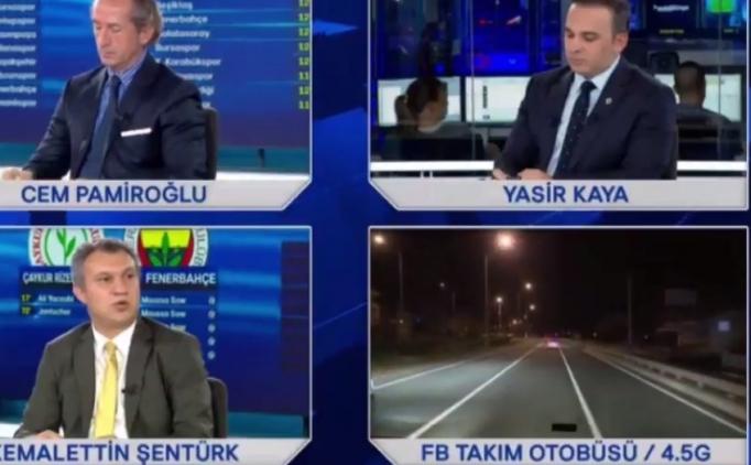 FB TV'de Beşiktaş'ı kızdıran sözler! 'Ağlamaya devam...'