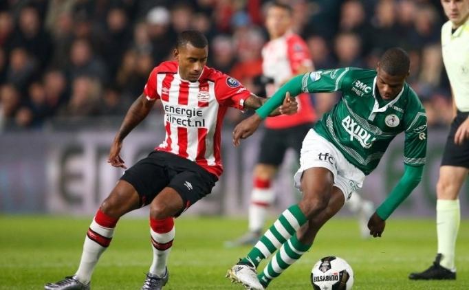 PSV 1 Sparta Rotterdam 0 Maç Özeti Ve Golü 22 Ekim