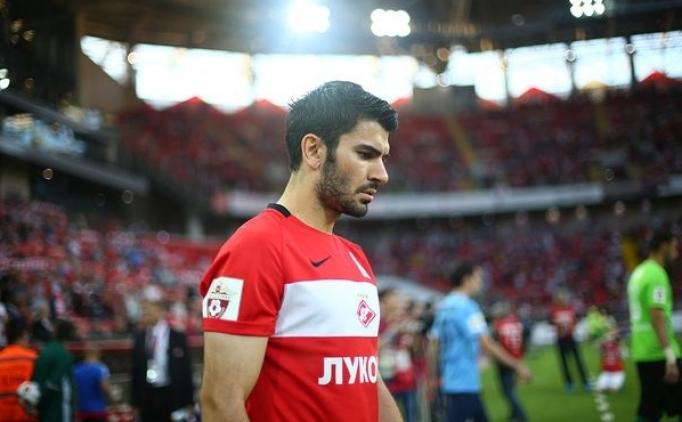 Сердар Таски: Сконцентрирован на игре за «Спартак» во второй половине сезона