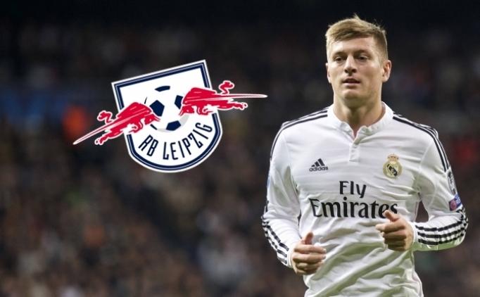 Toni Kroos'tan RB Leipzig için ilginç sözler