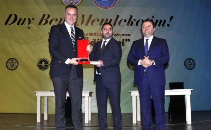 Beşiktaş'ın 'Sessiz Tezahüratı'na ödül