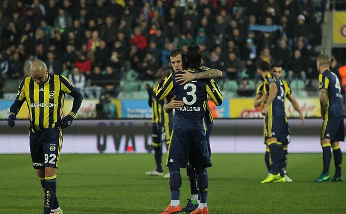 Fenerbahçe'nin muhtemel Beşiktaş 11'i