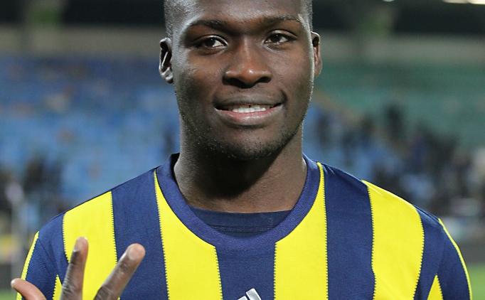 Fenerbahçe'de Moussa Sow için özel forma