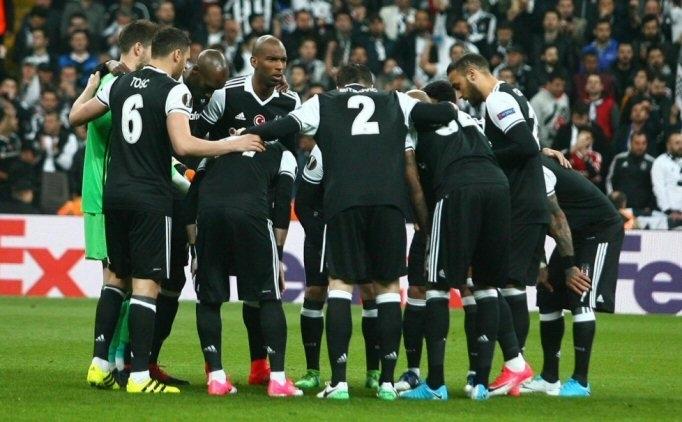 Uzatma ve penaltılar! Beşiktaş Olimpik Lyon MAÇI ÖZETİ
