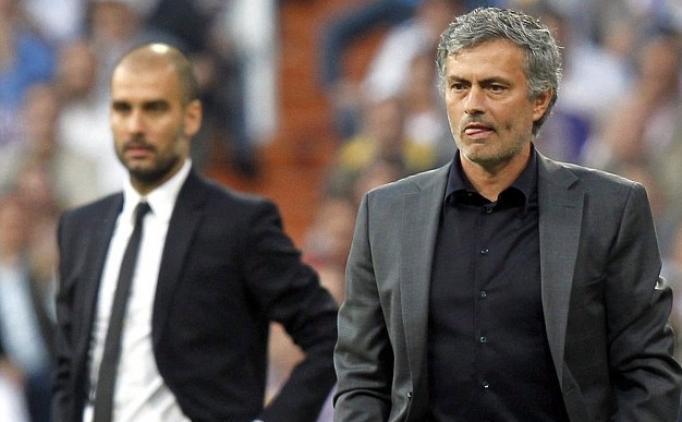 Jose Mourinho'dan Guardiola'ya gönderme!