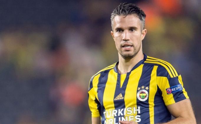 Fenerbahçe Van Persie'nin menajerini İstanbul'a çağırdı